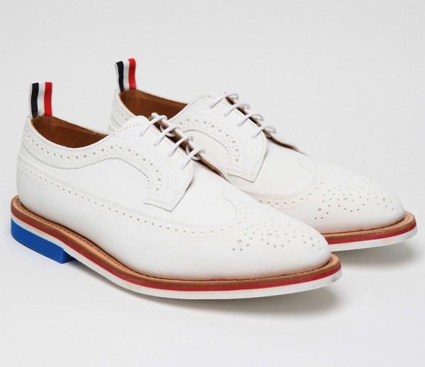 Shoe Love: Tom Browne Wingtip Brogues
