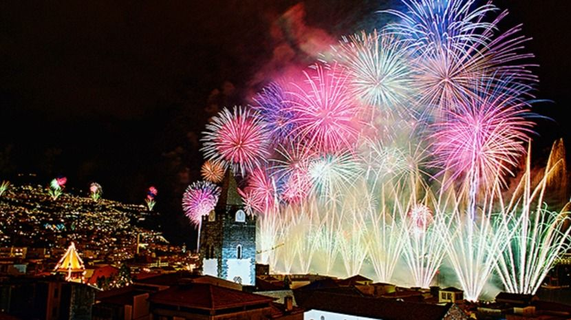 new years celebrations in 2020 Christmas in europe