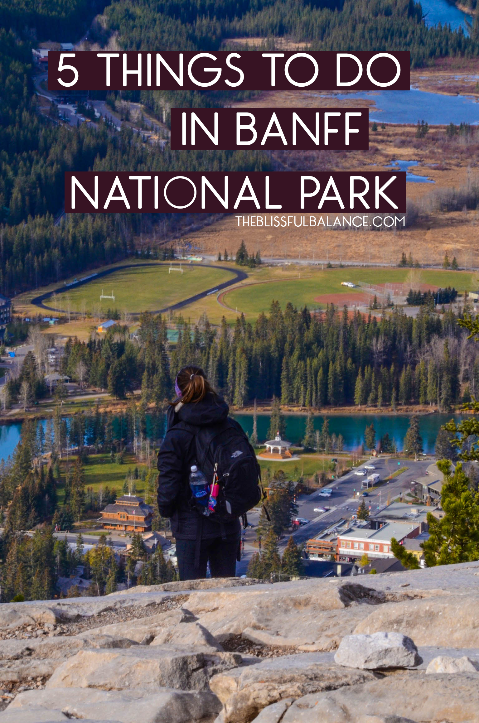 5 things to do in banff national park banff and lake louise rh pinterest com  what to do in banff for a week