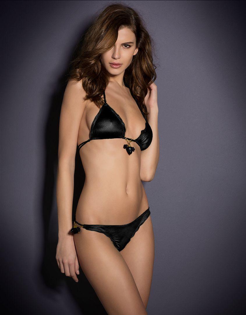 d4da6c28cc Bikinis by Agent Provocateur - Berry Bikini Bra