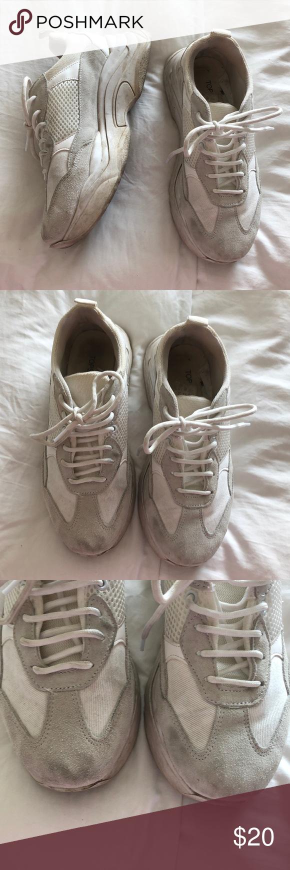 Dad sneakers, Topshop shoes, Topshop