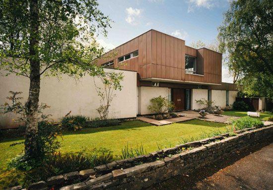 1960s powell alport designed midcentury modern property in cyncoed rh pinterest com