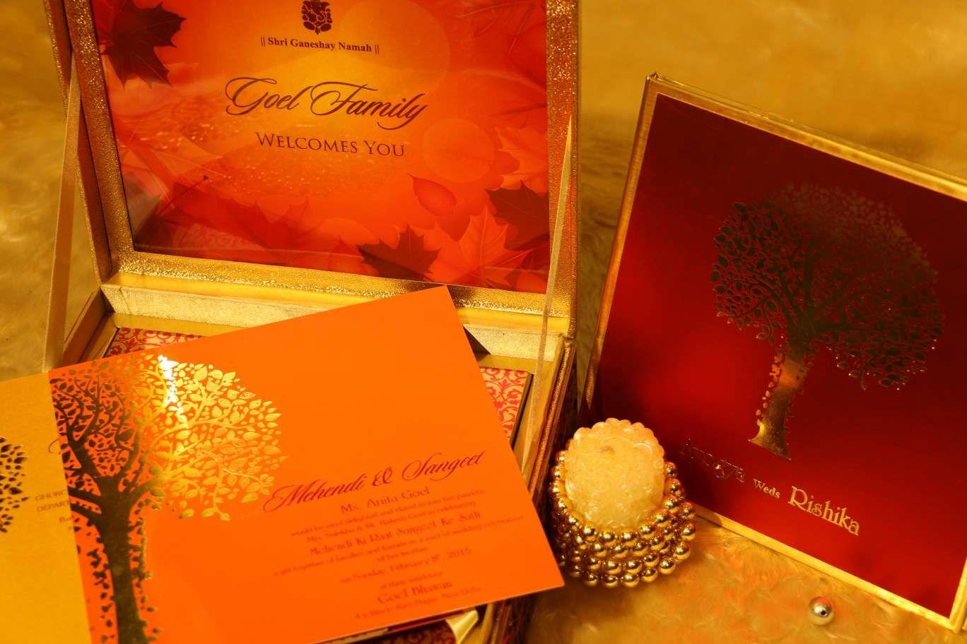 delhi-rich-people-unique-wedding-card #newdelhi #weddinginvitation ...