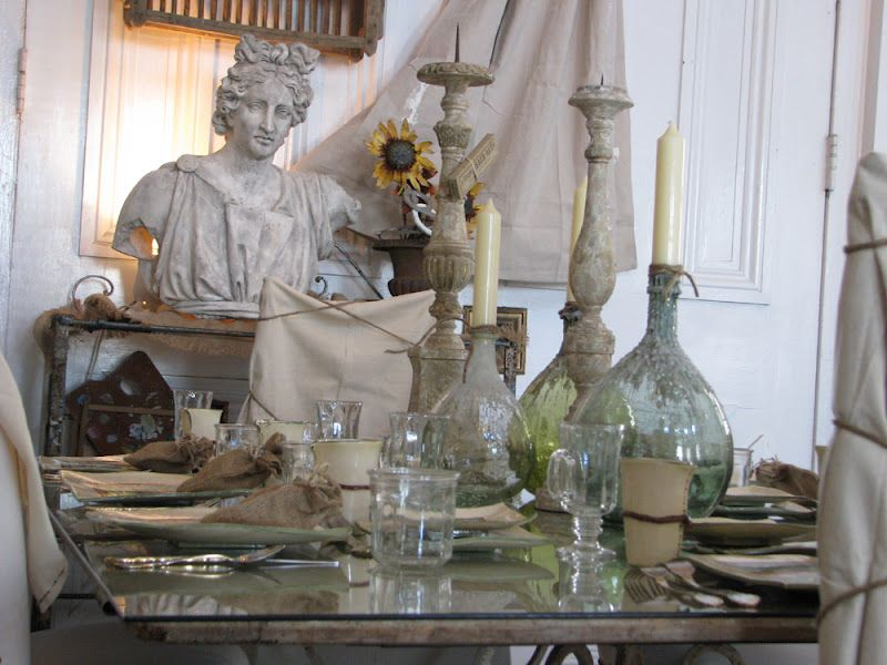 Country French Antiques: Atelier de Poterie
