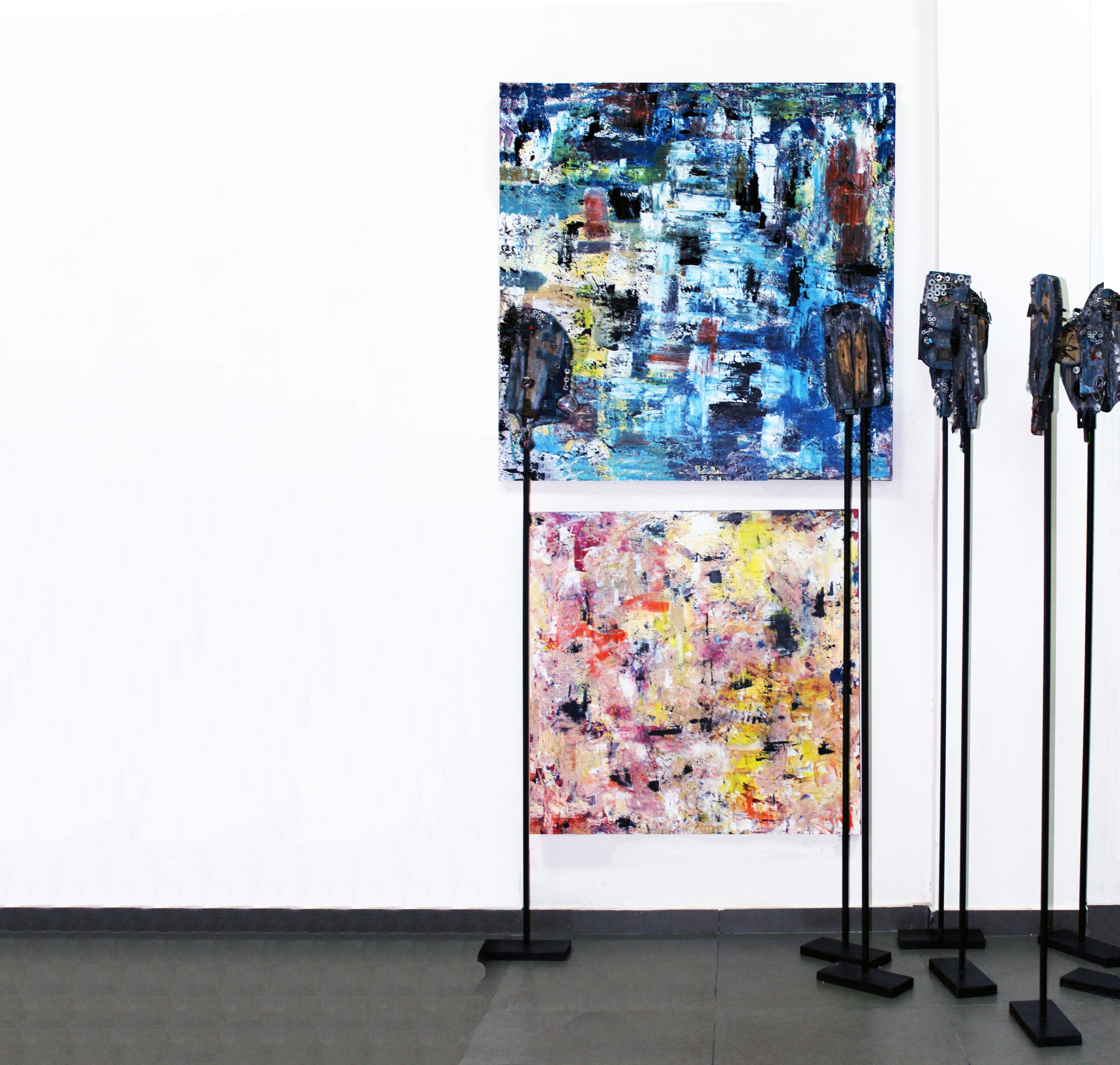 """ESPACES EPHEMERES"" Art Space. www.espacesephemeres.com"