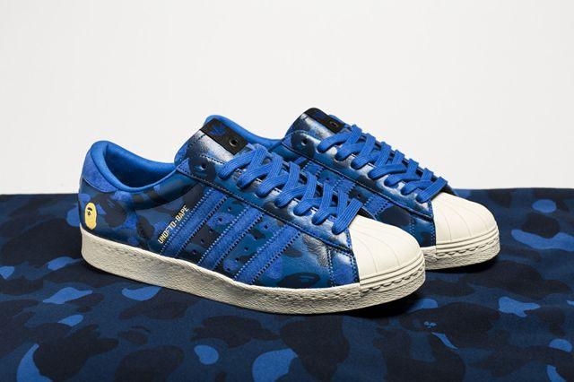 bape x undftd x adidas consortium superstar 80 3 Adidas  Adidas