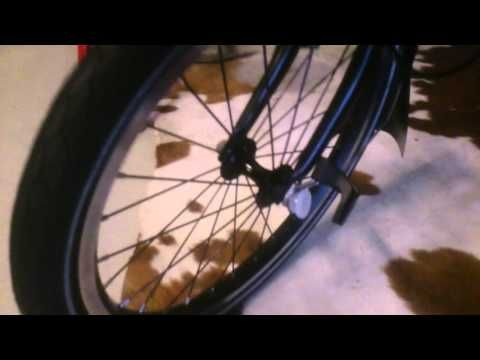 Unboxing a Brompton Black Edition version 2016 - YouTube