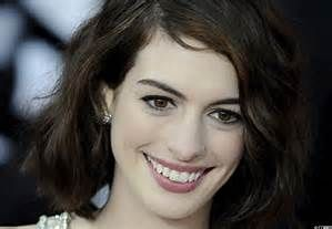 anne hathaway signature - Bing images