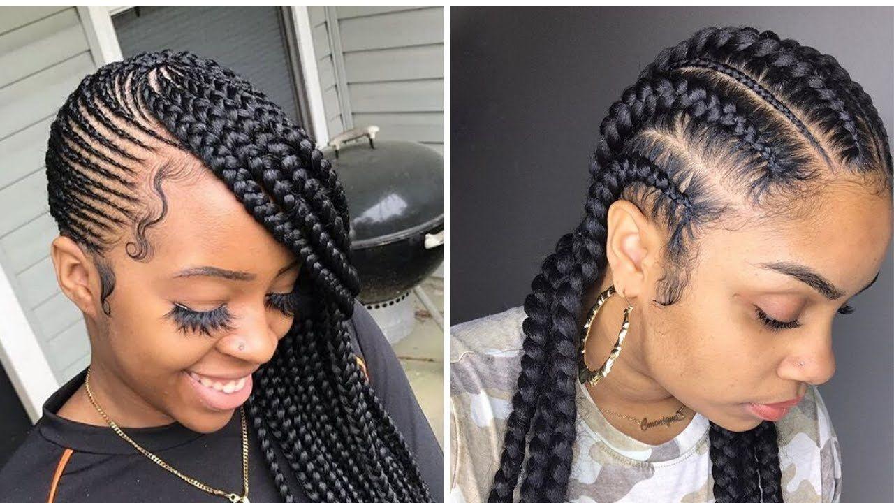 Beautiful Braids Hairstyles 2020 Best Latest Hairstyles That Turn