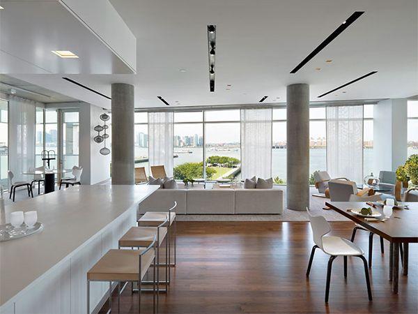 Column Design Ideas columns in interior design - decorating ideassheldon, mindel