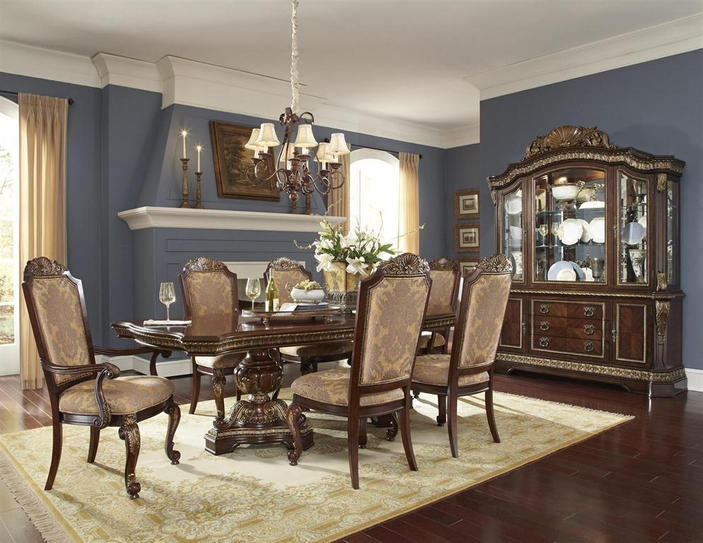 Pulaski Del Corto Dining Room Set#pulaski #delcorto #diningroom Unique Traditional Dining Room Sets Cherry Review