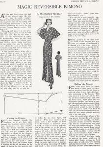 Free Vintage Patterns