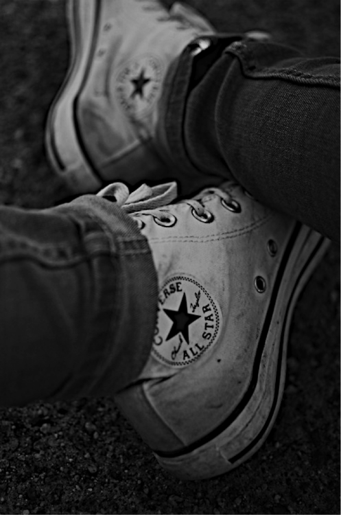 Converse Tumblr Photography
