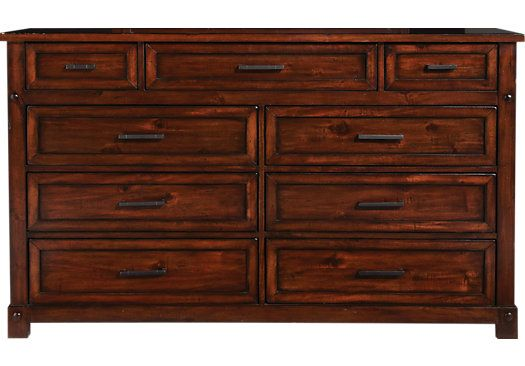 Shop For A Panama Jack Eco Jack Dresser At Rooms To Go