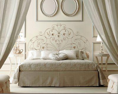 Mi Casa Mi Hogar Camas Matrimoniales En Hierro Forjado Headboards For Beds Modern Bedroom Design Iron Bed