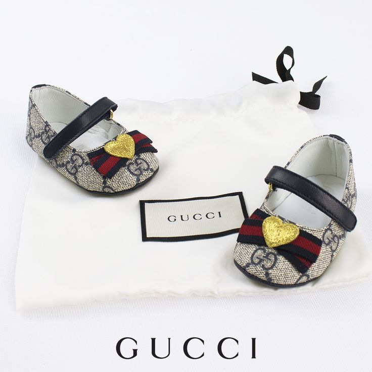 Gucci baby girls navy shoes Also available in brown  Gucc Gucci baby girls navy shoes Also available in brown  Gucc