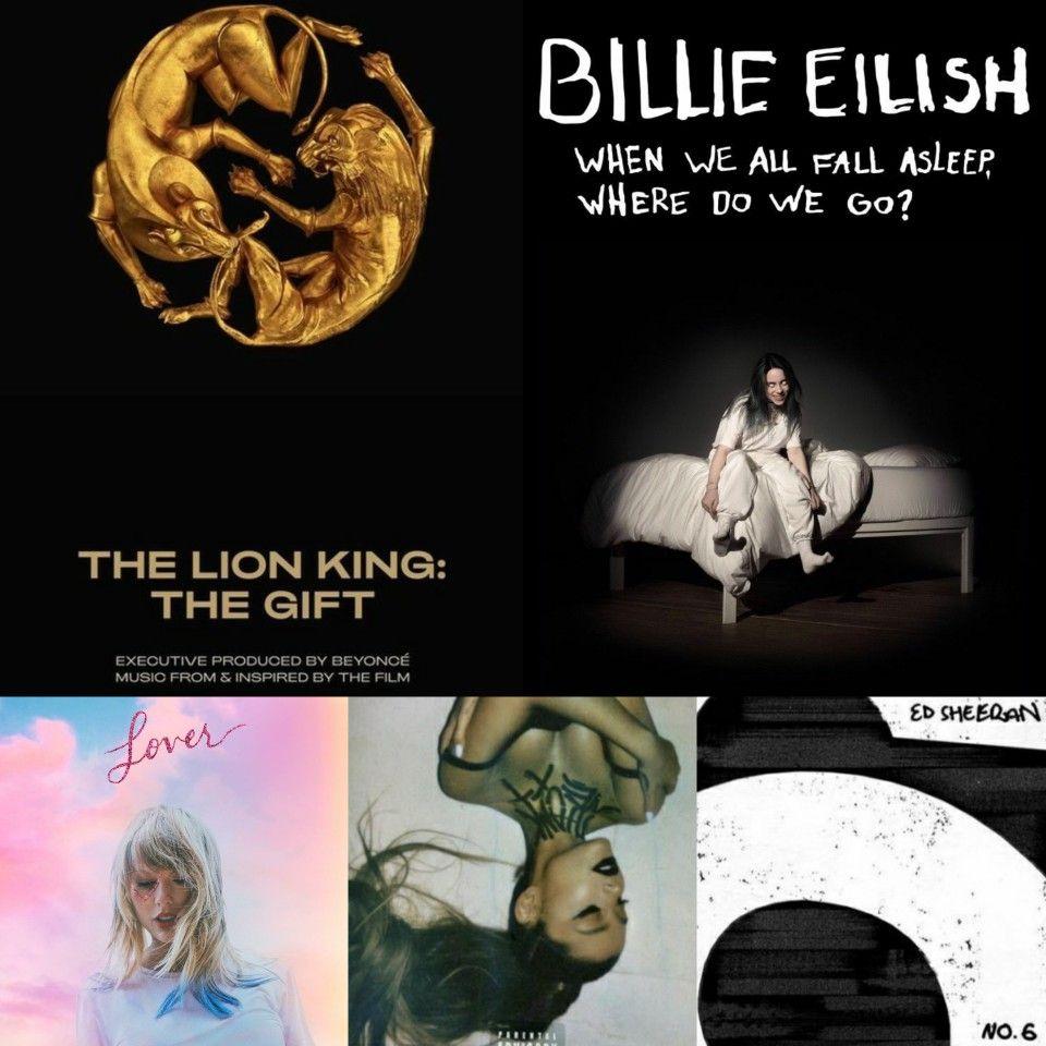 Nominees For Best Pop Vocal Album 2020grammys