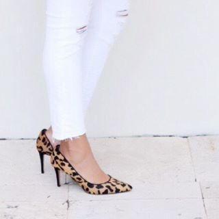 Good news! These leopard d'orsay pumps are back in stock! Sign up with  @liketoknow.it www.liketk.it/1N0dU #liketkit then like this image to get the ready to shop links sent to your inbox. They're the perfect height and very comfortable.  #beautifullyseaside