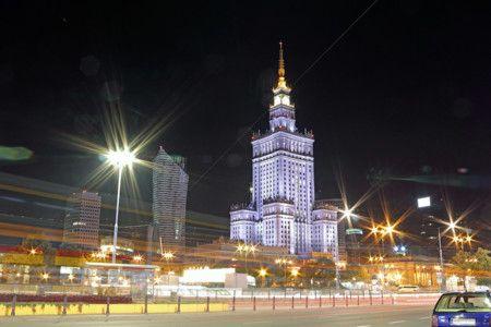 Palacio de La Cultura y de la Ciencia,Varsovia
