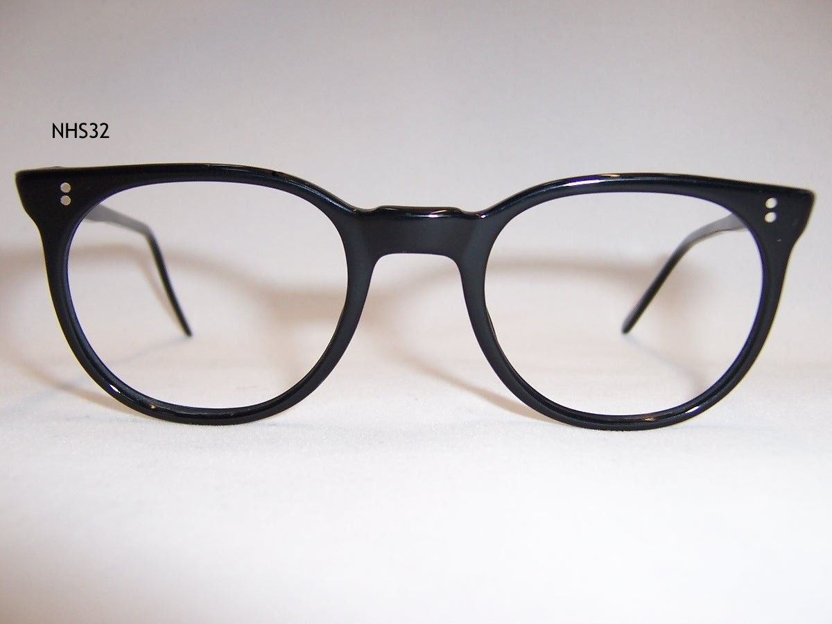 vintage black nhs quot 524 quot spectacles as worn by morrissey