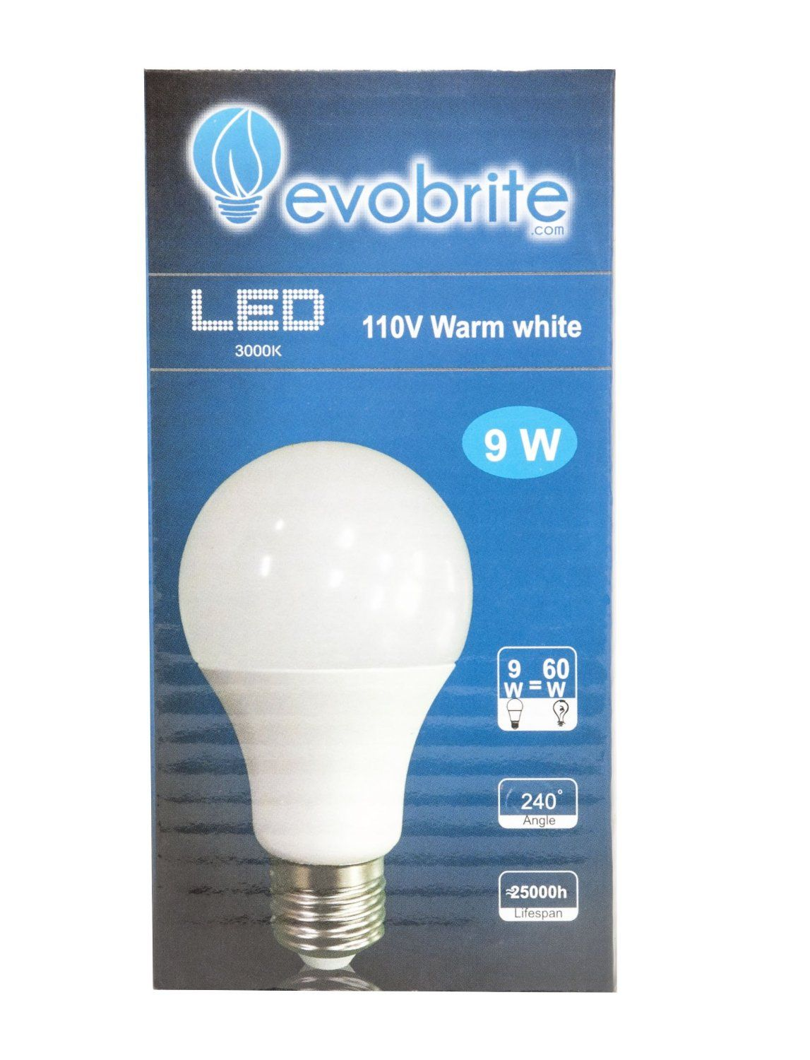 Dimmable Led Light Bulb By Evobrite Review Giveaway