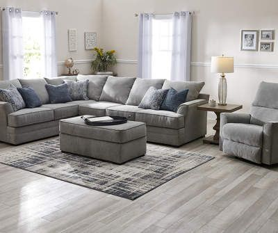 Photo of Broyhill Naples Living Room Sectional