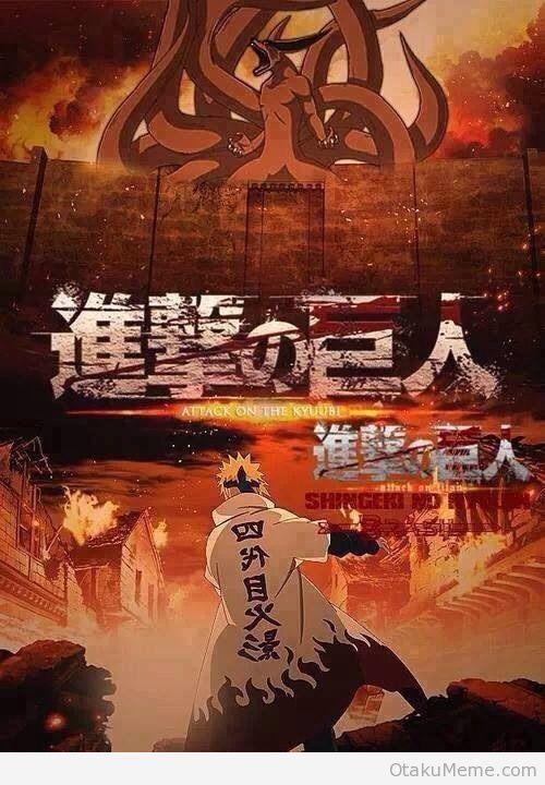 Shingeki no Epic (I LOVE BOTH THESE ANIME'S!!!) | NERD