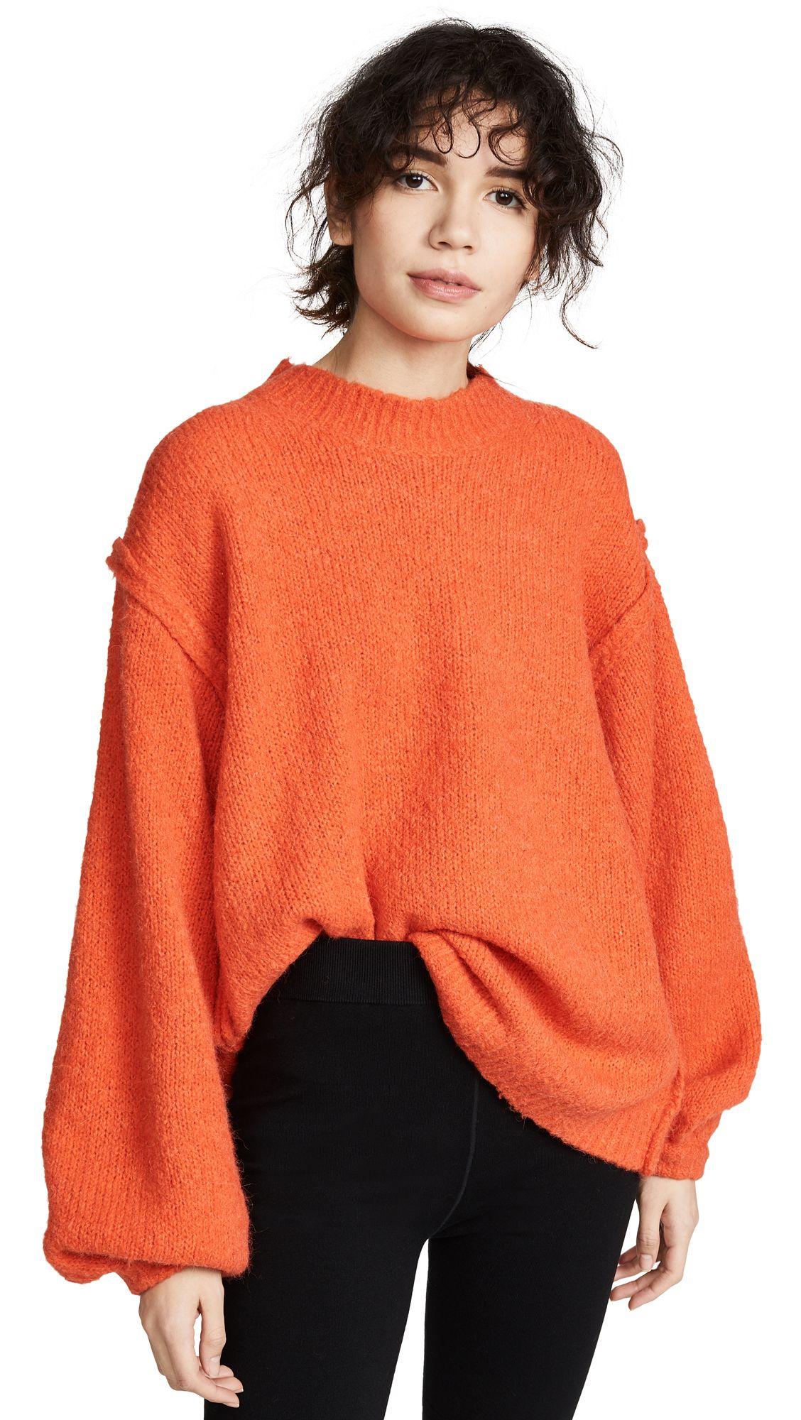 Kiara Sweater Sweaters, China fashion, Acne studios