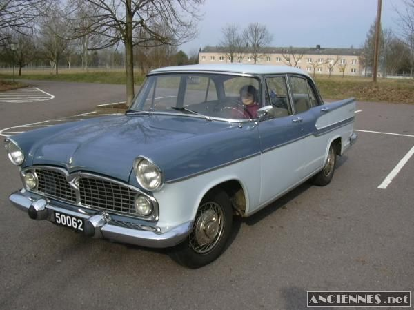 Simca ford chambord auto simca pinterest voitures voitures r tro et simca - Garage restauration voiture ...