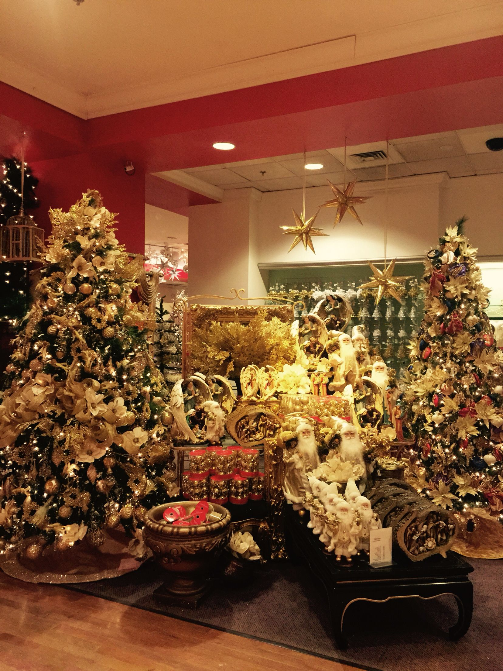 Macy's State Street Holiday Lane 2015 Holiday decor