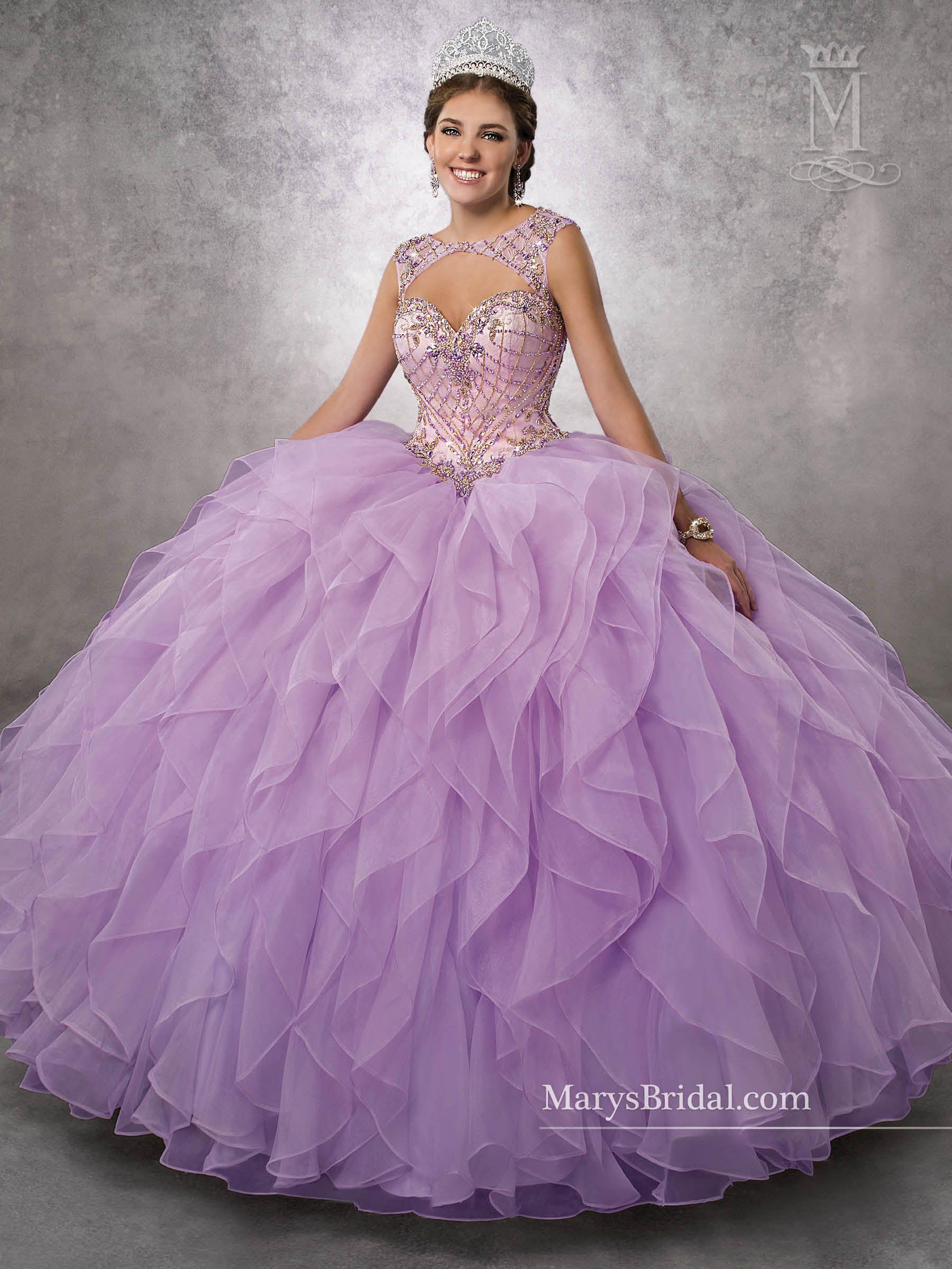 Collection: Quinceanera - Princess STYLE: S17-4Q492 Description: A ...