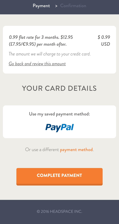 Pin by tianjiao ji on website credit card method headspace