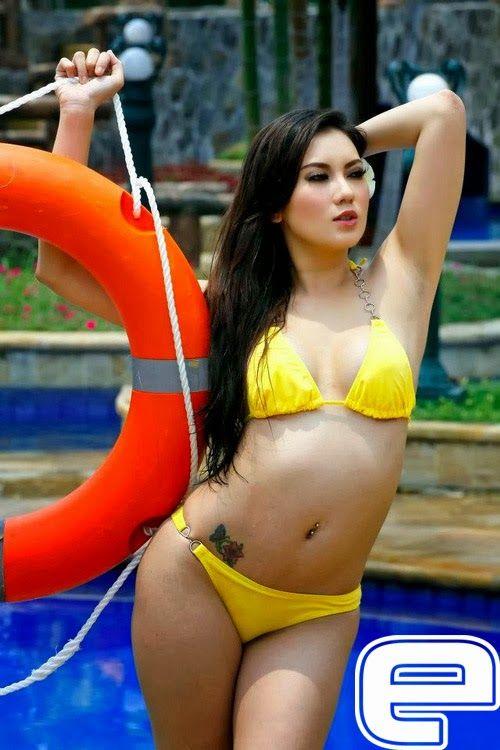 belia Foto abg  bugil bikini