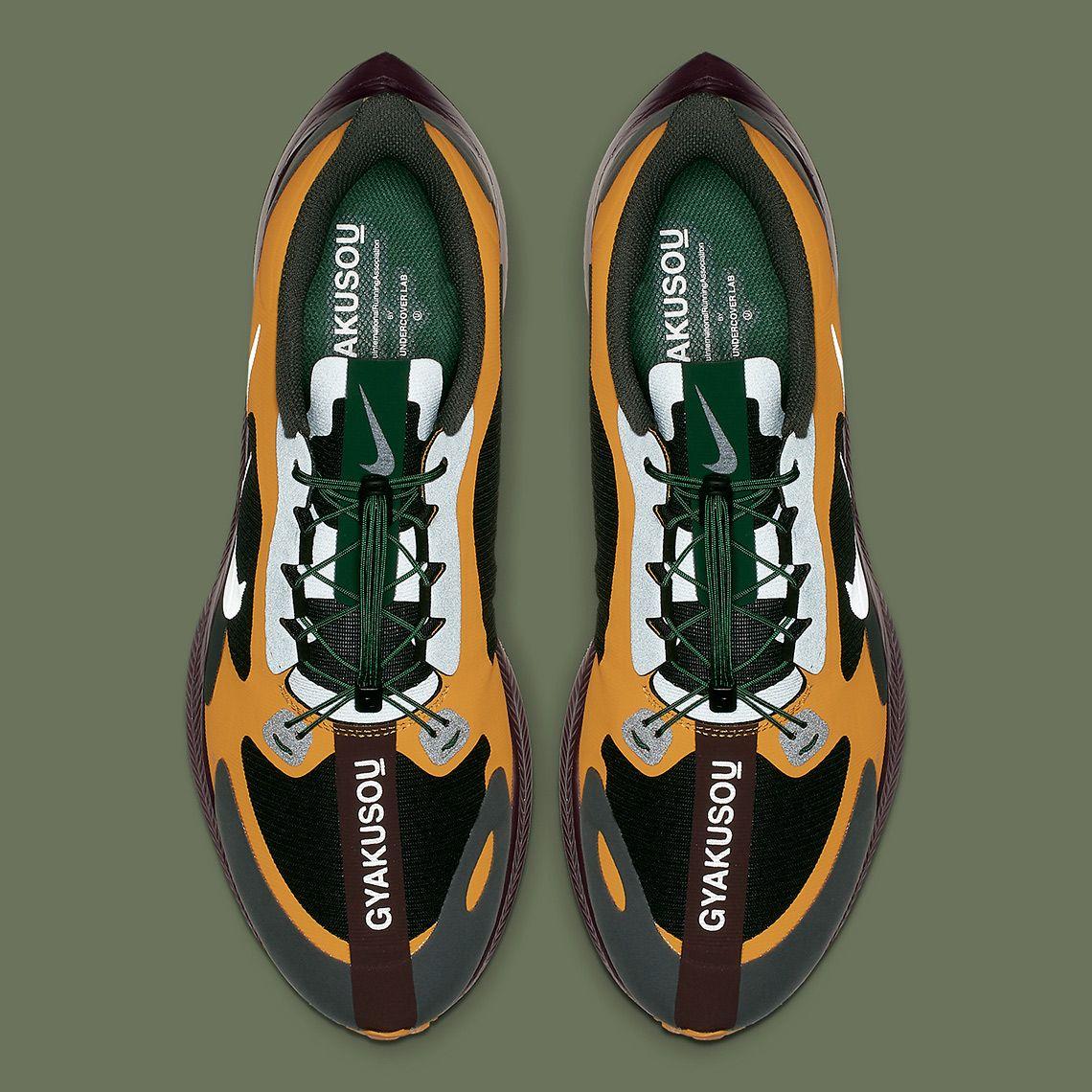 15cf936bbd Gyakusou Nike Zoom Pegasus 35 Turbo BQ0579-700 | FOOTWEAR - RUNNING ...