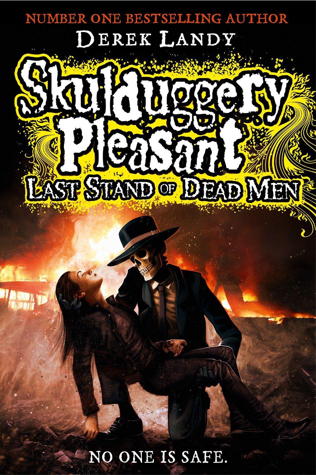 Excerpt From Skulduggery Pleasant The Last Stand Of Dead Men By Derek Landy Skulduggery Pleasant Skullduggery Pleasant Book Reviews For Kids