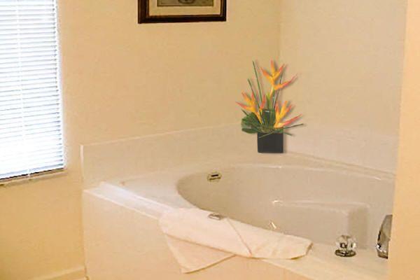 Garden Soaking Tub Garden Style Soaking Tub Bath1ideas Jacuzzi