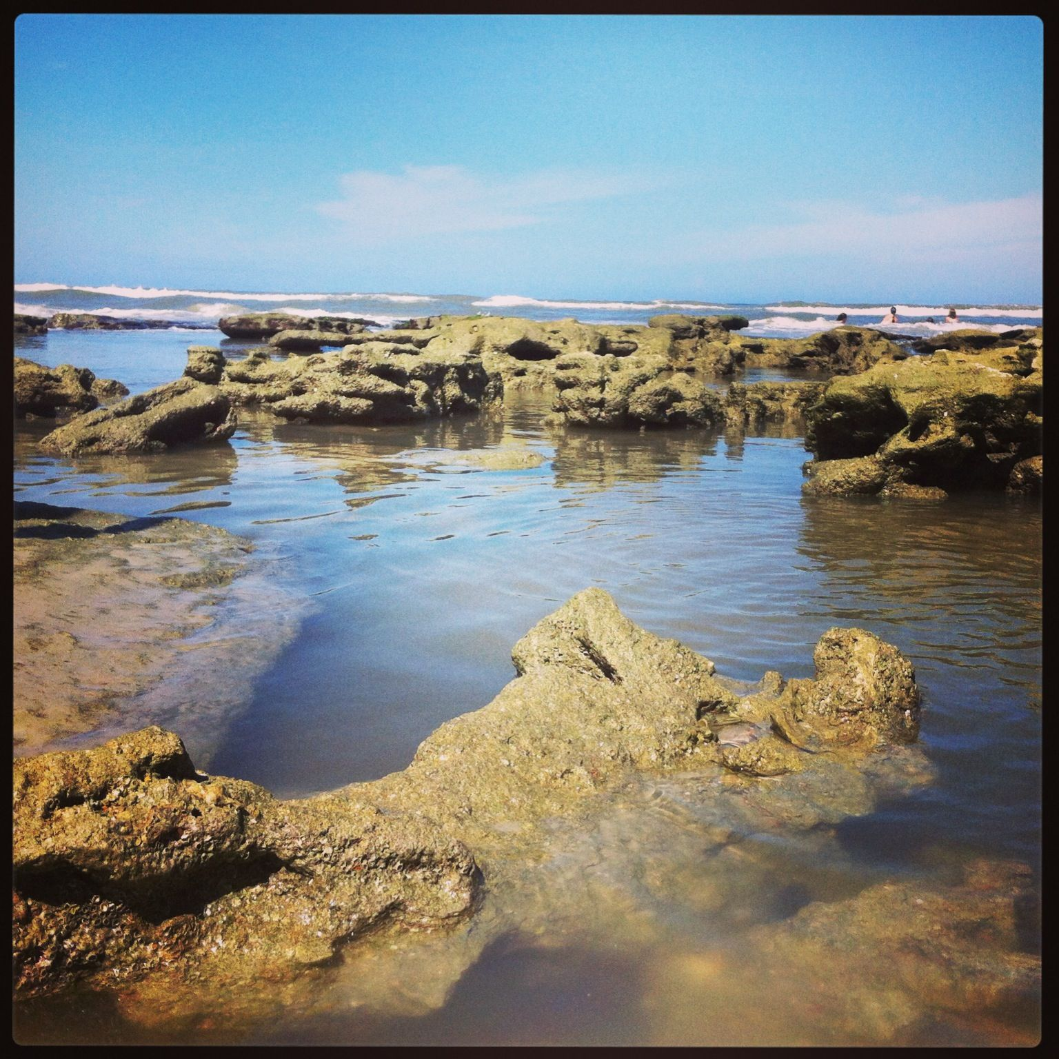 West Palm Beach In 2019: Low Tide At Cinnamon Beach, Palm Coast, Florida. In 2019