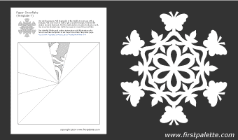 Free Snowflake Patterns Templates Are We There Yet Paper Snowflake Template Paper Snowflake Patterns Paper Snowflakes