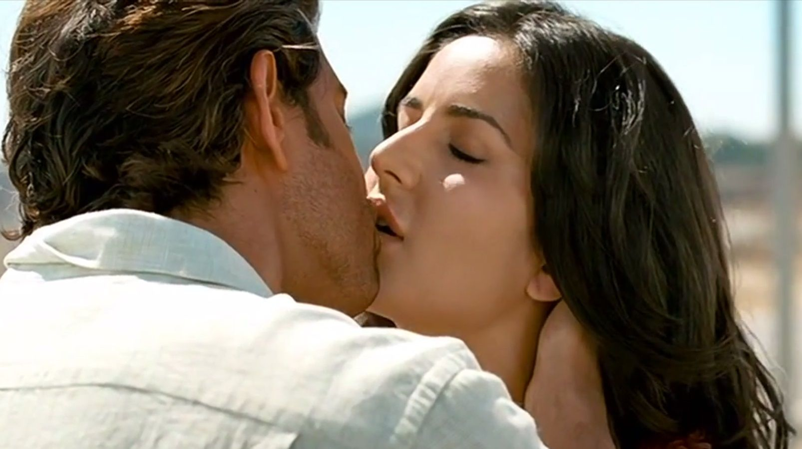Hot Katrina Kaif Kiss