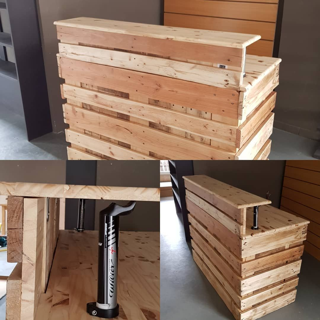 recycled wooden pallet bar wooden pallet bar wooden on inventive ideas to utilize reclaimed wood pallet projects all you must to know id=43344