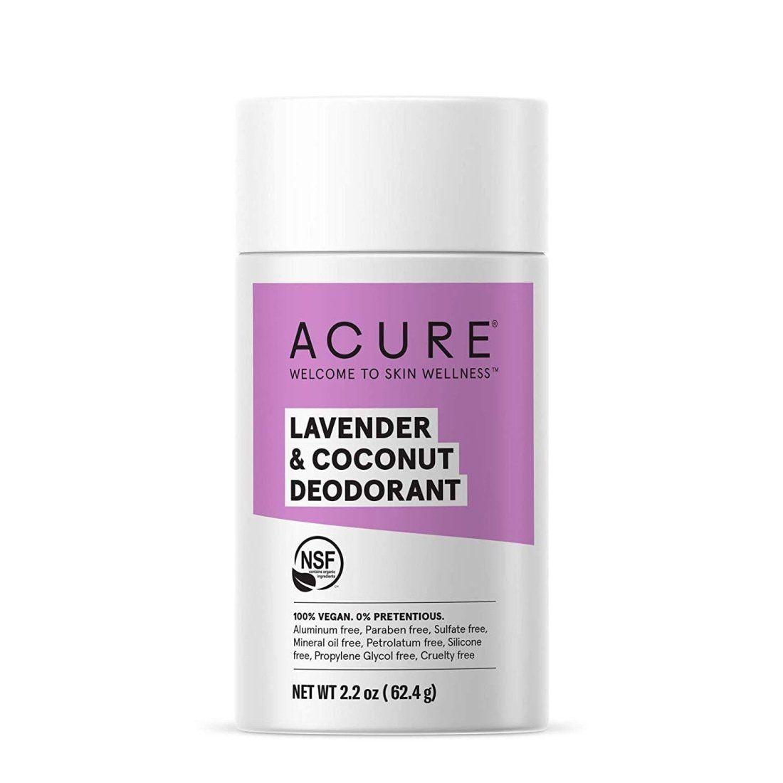 Acure Deodorant, Lavender & Coconut
