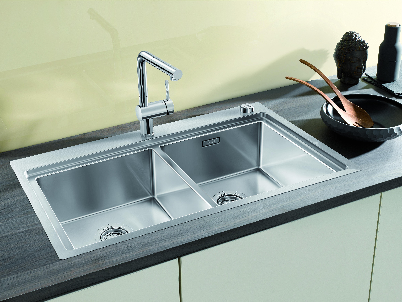 http://ift.tt/1PhgMUj Blanco Metra 6 S Compact Küchenspüle Silgranit ...