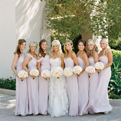 1000  images about Amsale on Pinterest  Patterned bridesmaid ...
