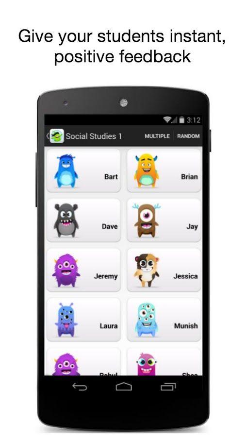 ClassDojo Teacher favorite things, App, Android apps