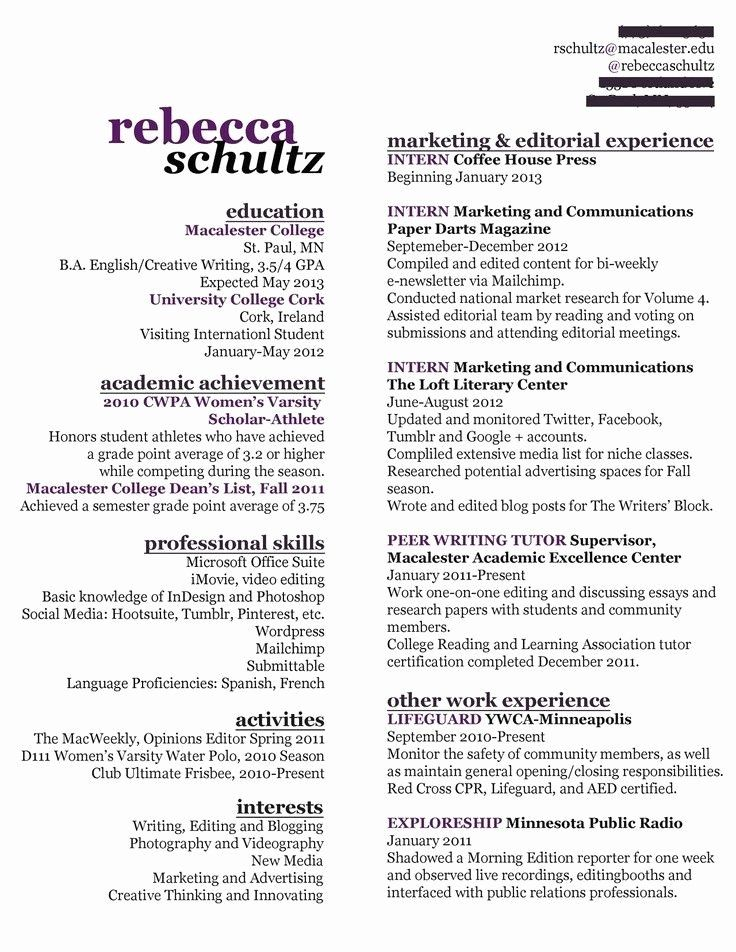 23 Makeup Artist Resume Examples in 2020 Marketing