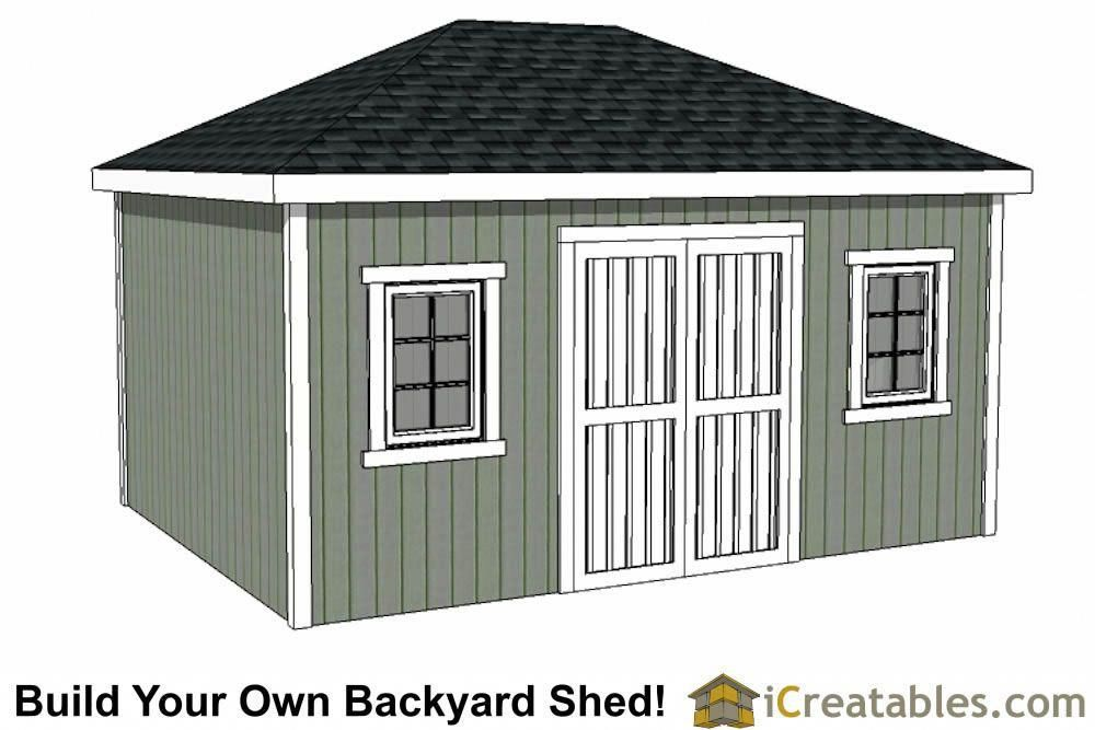 12x16 Cape Cod Style Garden Shed Plans Howtobuildagardenshed Building A Shed Shed Plans Shed Design