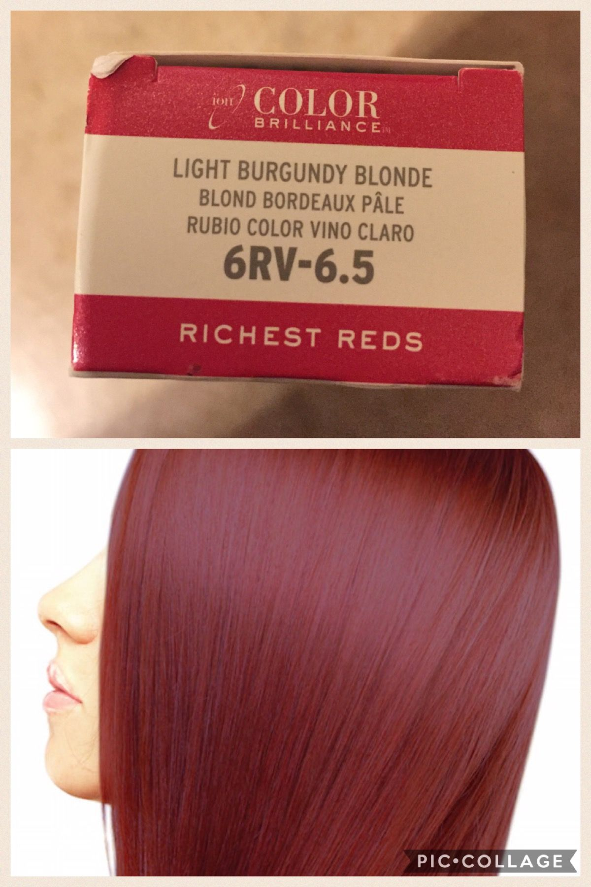 Ion Color Brilliance 6rv 65 Fashion Pinterest Ion