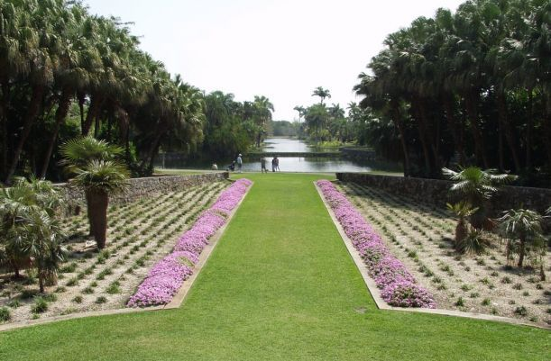 Fairchild Tropical Botanic Garden Fairchild Tropical Botanic Garden Garden Public Garden