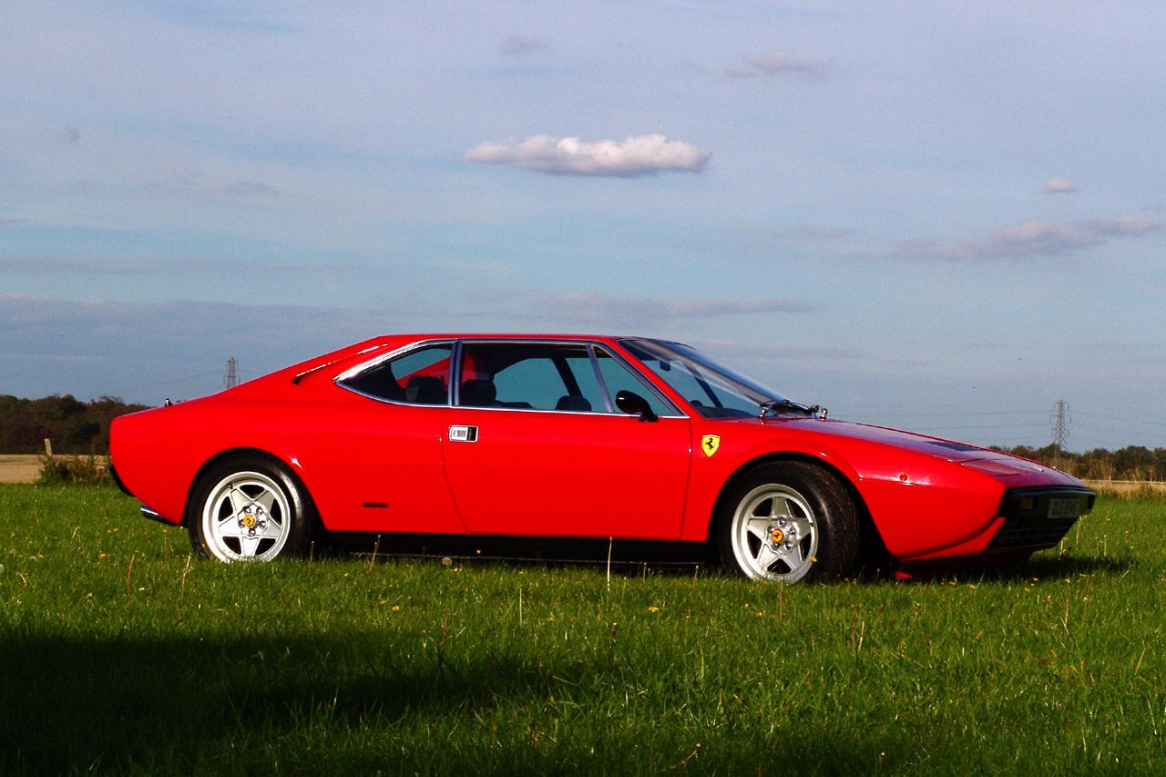 Ferrari Dino 308 Gt4 Hi I M A Little Red Car That Will Drive You