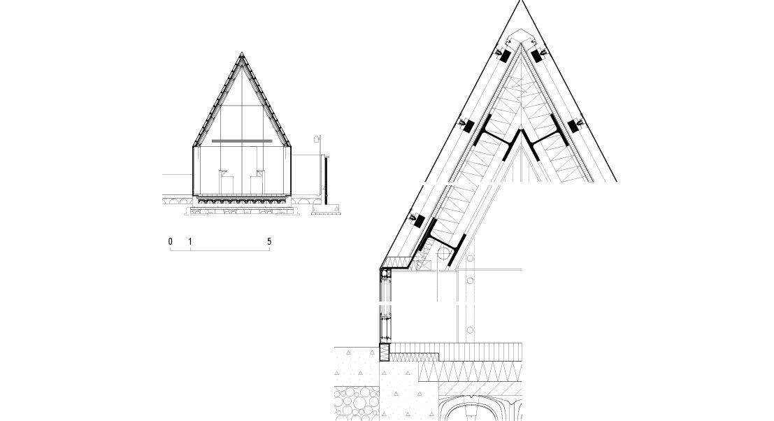Cais de Bagaúste,Details